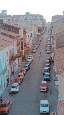 Via Zanardelli - Anno 1983
