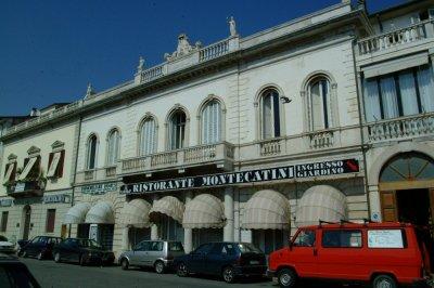 Ristorante Montecatini - Anni '90