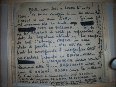 Dedica Zorria - Anno 1992