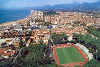 Stadio dei Pini - Anno 1997