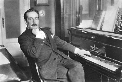Biografia Giacomo Puccini Viareggio