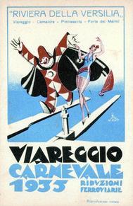 Carnevale di Viareggio 1935
