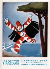 Carnevale di Viareggio 1947