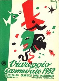 Carnevale di Viareggio 1952