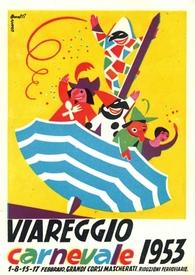 Carnevale di Viareggio 1953