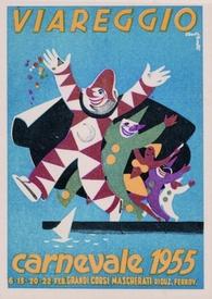 Carnevale di Viareggio 1955