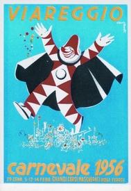 Carnevale di Viareggio 1956