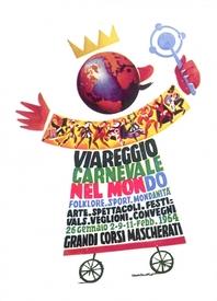 Carnevale di Viareggio 1964