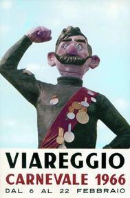 Carnevale di Viareggio 1966