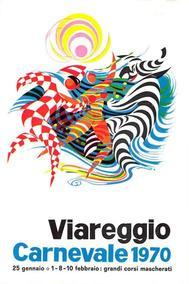 Carnevale di Viareggio 1970