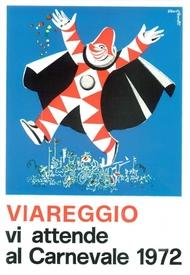 Carnevale di Viareggio 1972