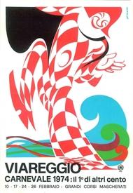Carnevale di Viareggio 1974