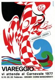 Carnevale di Viareggio 1977
