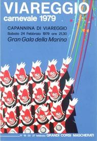 Carnevale di Viareggio 1979