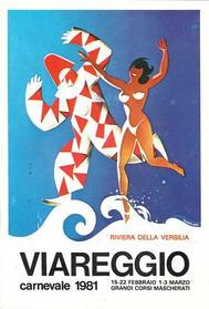 Carnevale di Viareggio 1981