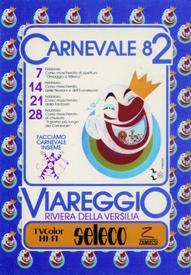 Carnevale di Viareggio 1982