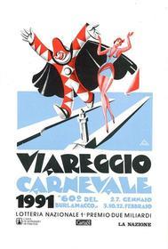 Carnevale di Viareggio 1991