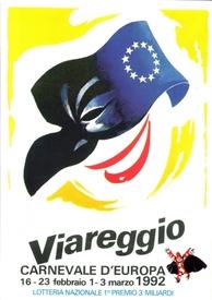 Carnevale di Viareggio 1992
