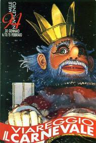 Carnevale di Viareggio 1994