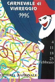 Carnevale di Viareggio 1996