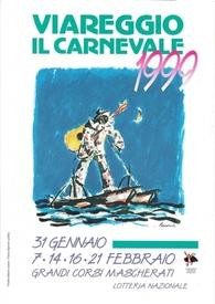 Carnevale di Viareggio 1999