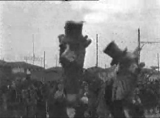 Fox-trot di A. Balestri - Mascherate di Gruppo - Carnevale di Viareggio 1927