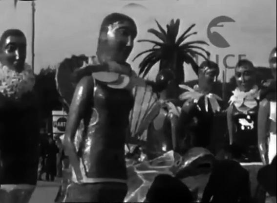 Festa di sirene di Francesco Francesconi - Mascherate di Gruppo - Carnevale di Viareggio 1930