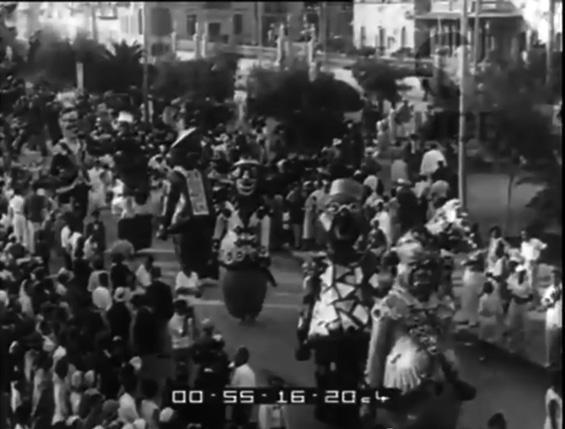 I giullari di Marcello Di Volo - Mascherate di Gruppo - Carnevale di Viareggio 1932