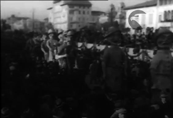 Ironia della sorte di Fabrizio Lubrano - Mascherate di Gruppo - Carnevale di Viareggio 1932