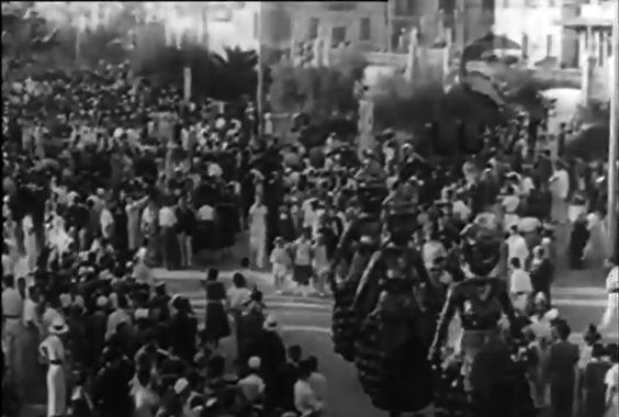 Le more di Raffaello Raffaelli - Mascherate di Gruppo - Carnevale di Viareggio 1932
