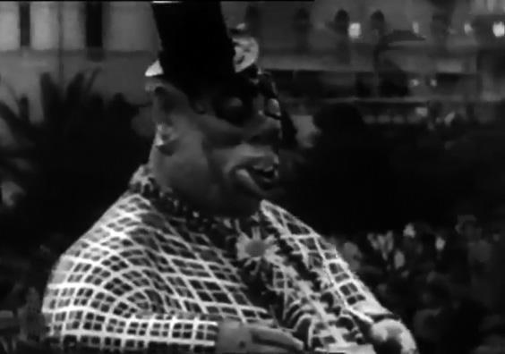 Le citta dal nome umoristico di Danilo Di Prete - Mascherate di Gruppo - Carnevale di Viareggio 1934