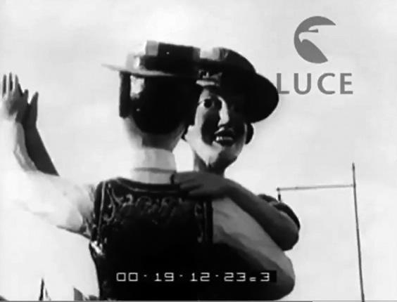 Le Danze di Renato Giampieri - Mascherate di Gruppo - Carnevale di Viareggio 1935