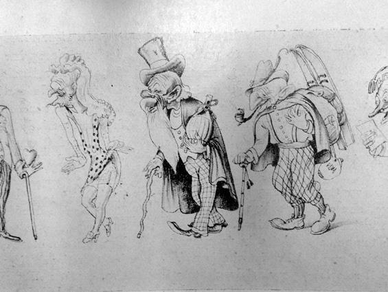 Gli allegri marinai di Augusto Pucci - Mascherate di Gruppo - Carnevale di Viareggio 1939