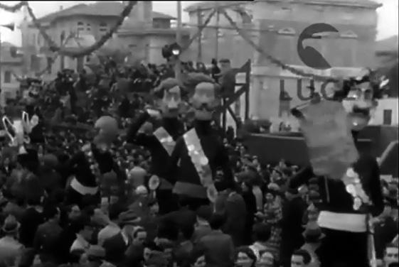 Società sportiva di Giorgio Zemmi - Mascherate di Gruppo - Carnevale di Viareggio 1939