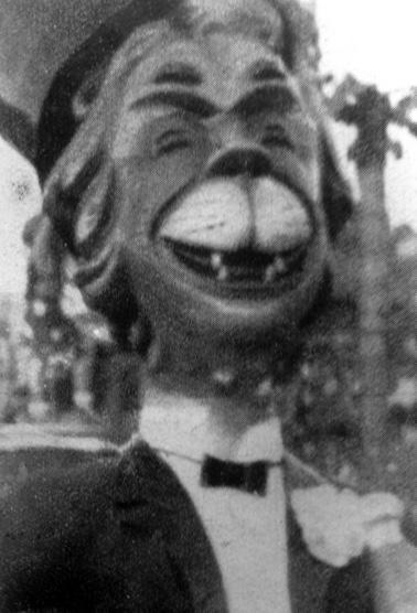 La sera leoni... di Giovanni Pardini - Mascherate di Gruppo - Carnevale di Viareggio 1951