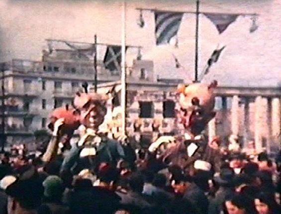 Luminari della scienza di Orazio D'Arliano - Mascherate di Gruppo - Carnevale di Viareggio 1955