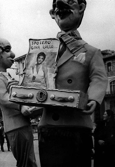 I sogni nel cassetto di Giovanni Pardini - Mascherate di Gruppo - Carnevale di Viareggio 1958