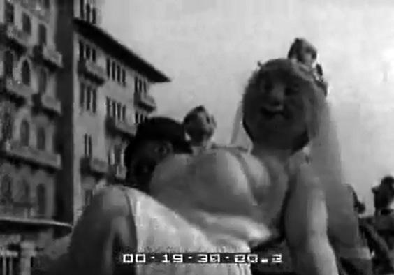 Campioni olimpionici di Raffaello Giunta - Mascherate di Gruppo - Carnevale di Viareggio 1960