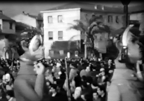 Le sette segrete di Fortunato Pardini - Mascherate di Gruppo - Carnevale di Viareggio 1960