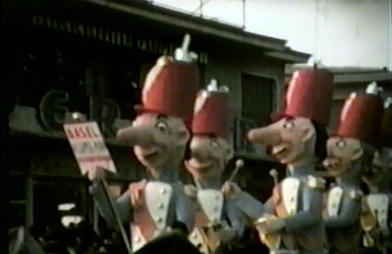 A lume di naso di Fortunato Pardini - Mascherate di Gruppo - Carnevale di Viareggio 1964