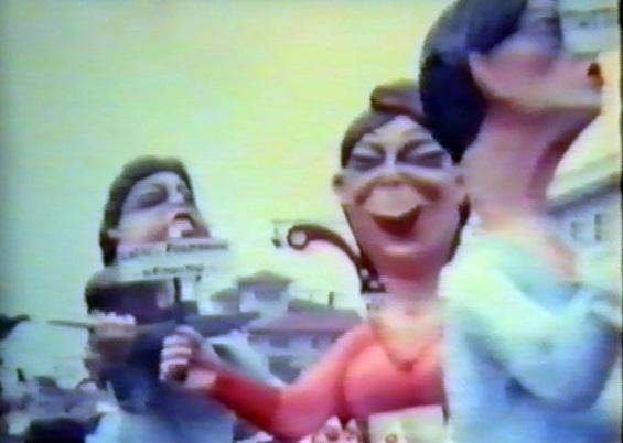 Affittasi camere con pasti di Fortunato Pardini - Mascherate di Gruppo - Carnevale di Viareggio 1965