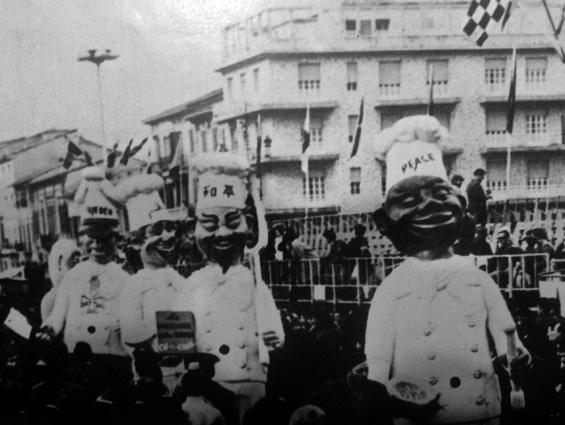 Come la cucineranno? di Angelo Romani - Mascherate di Gruppo - Carnevale di Viareggio 1969