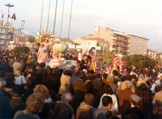 Sogno di un bagnino di Rione Mare - Fuori Concorso - Carnevale di Viareggio 1978
