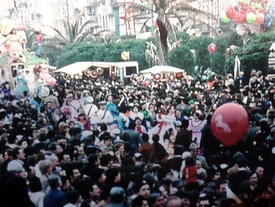 Carneval valzer di Rione Torre del Lago - Palio dei Rioni - Carnevale di Viareggio 1979