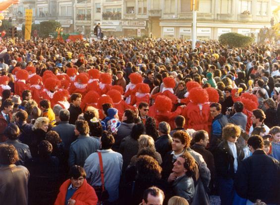 I miracoli della genetica di Rione Torre del Lago - Palio dei Rioni - Carnevale di Viareggio 1988